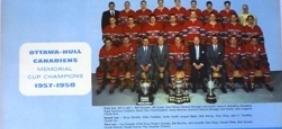 1957-58 Memorial Cup Final