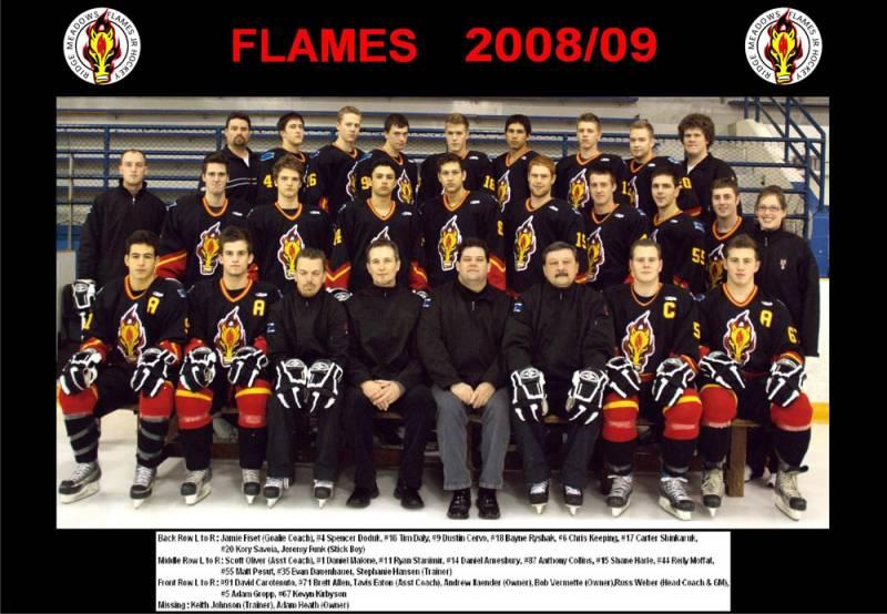 2008-09 PIJHL Season