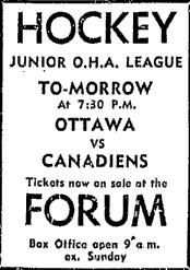 1970-71 OMJHL Season