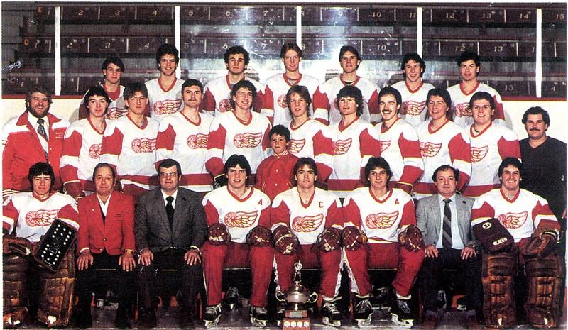 1983-84 SJHL Season