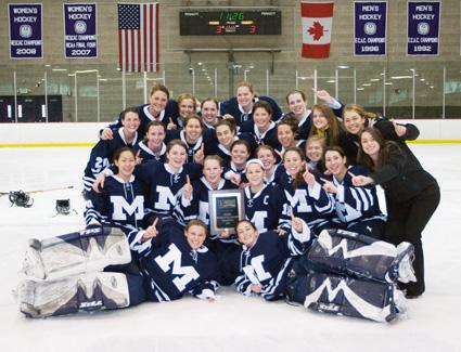 2008-09 NESCAC Women's Season