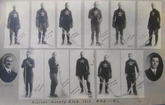 1914-15 OHA Intermediate Groups