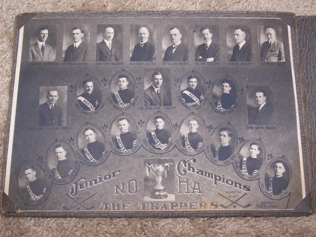 1923-24 Northern Ontario Junior Playoffs