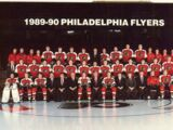 1989–90 Philadelphia Flyers season