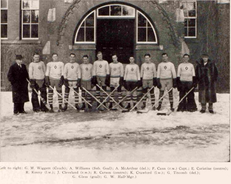 1930-31 Intermediate Intercollegiate