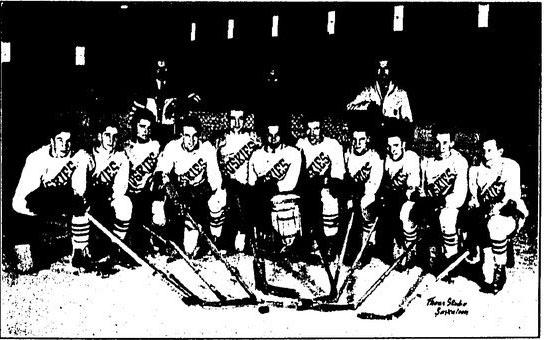 1932-33 WCIAU Season