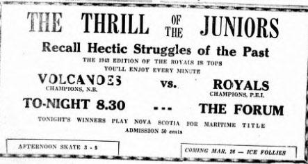 1942-43 Maritimes Junior Playoffs