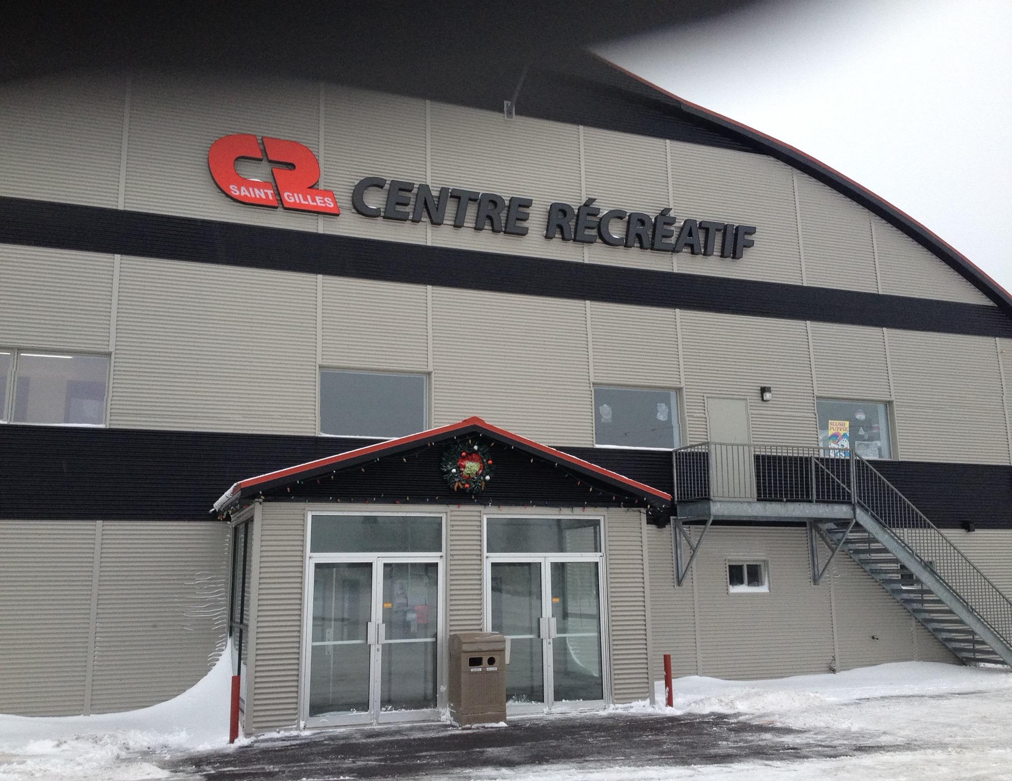 Centre récréatif Saint-Gilles
