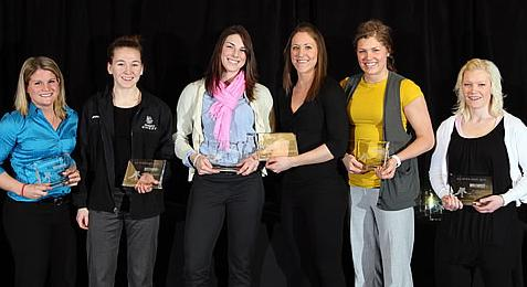 2010–11 Western Collegiate Hockey Association women's ice hockey season