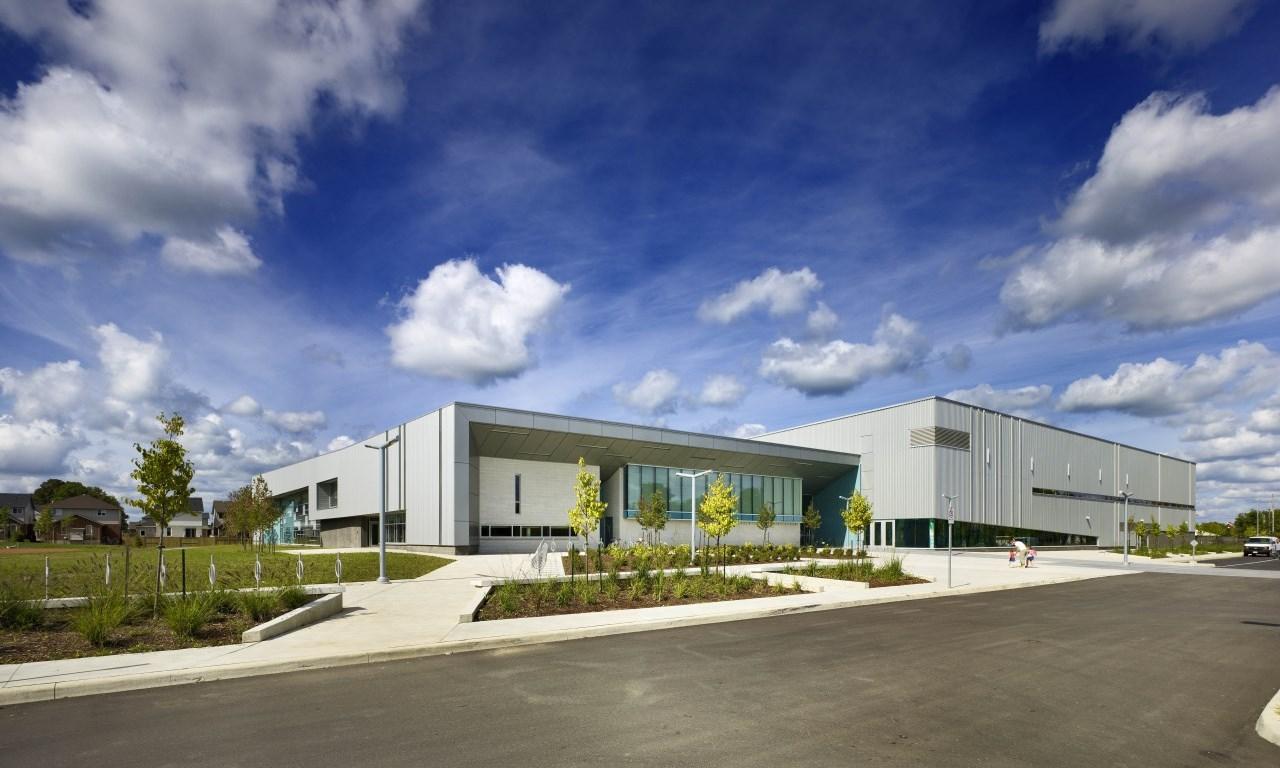 Woolwich Memorial Centre