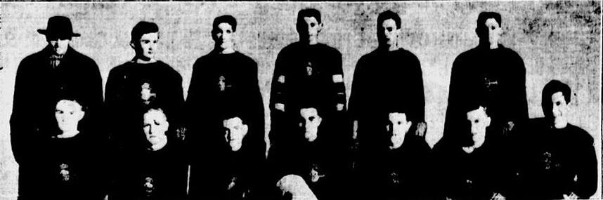 1933-34 JAHA Season