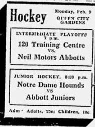 1941-42 SSJHL season