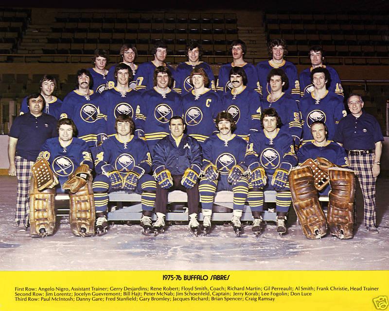 1975–76 Buffalo Sabres season