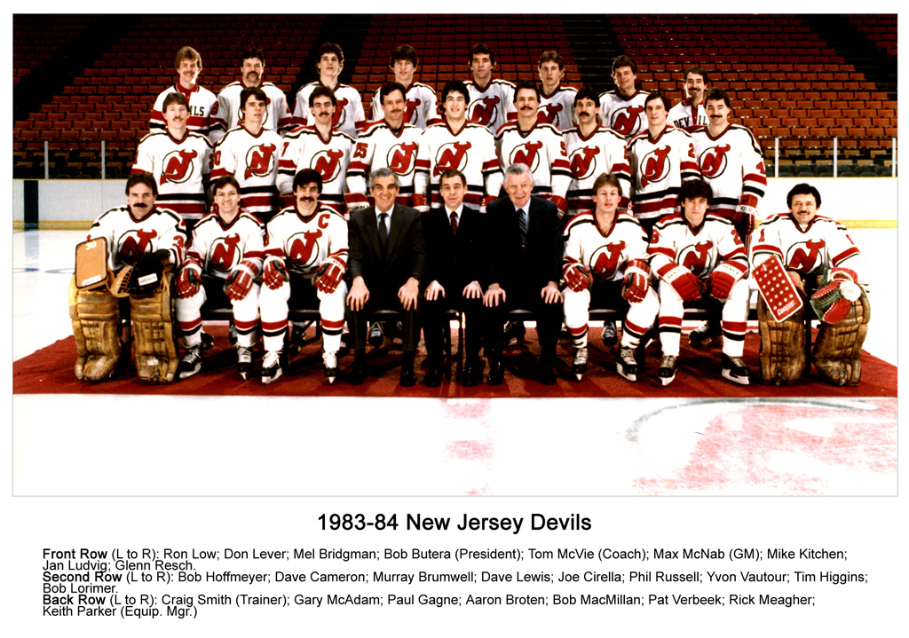 1983–84 New Jersey Devils season