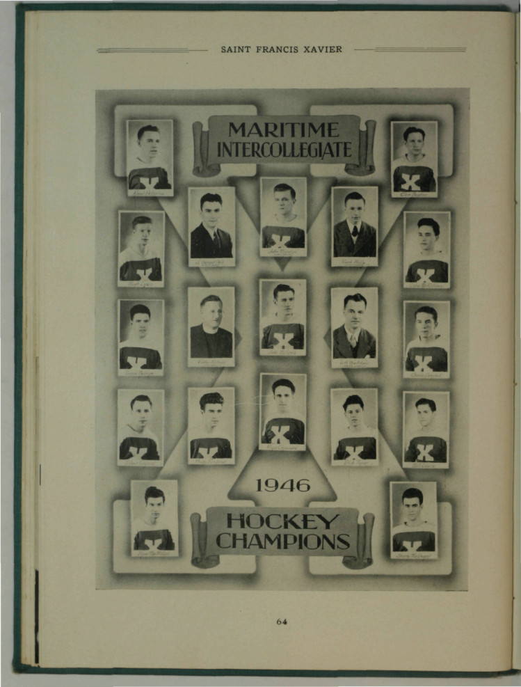 1945-46 MIAA Season