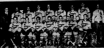 1954-55 NSHL season
