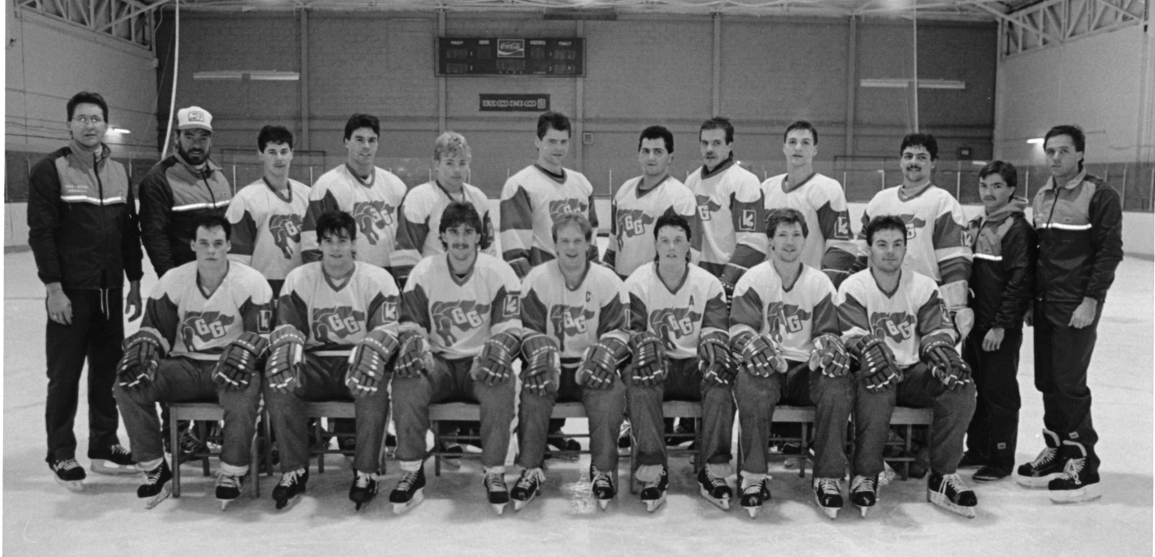 1985-86 QUAA Season