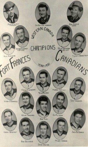 1950-51 Thunder Bay Senior Playoffs