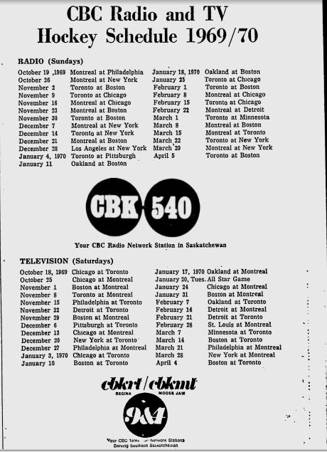 1969-70 NHL season