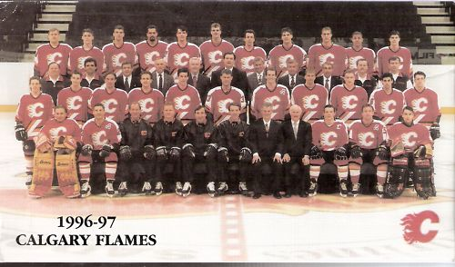 1996–97 Calgary Flames season