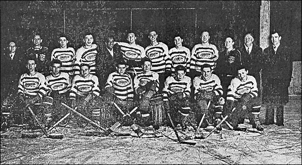 1947-48 Sutherland Cup Championship