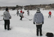 Pond hockey-LacBeauport2010-b