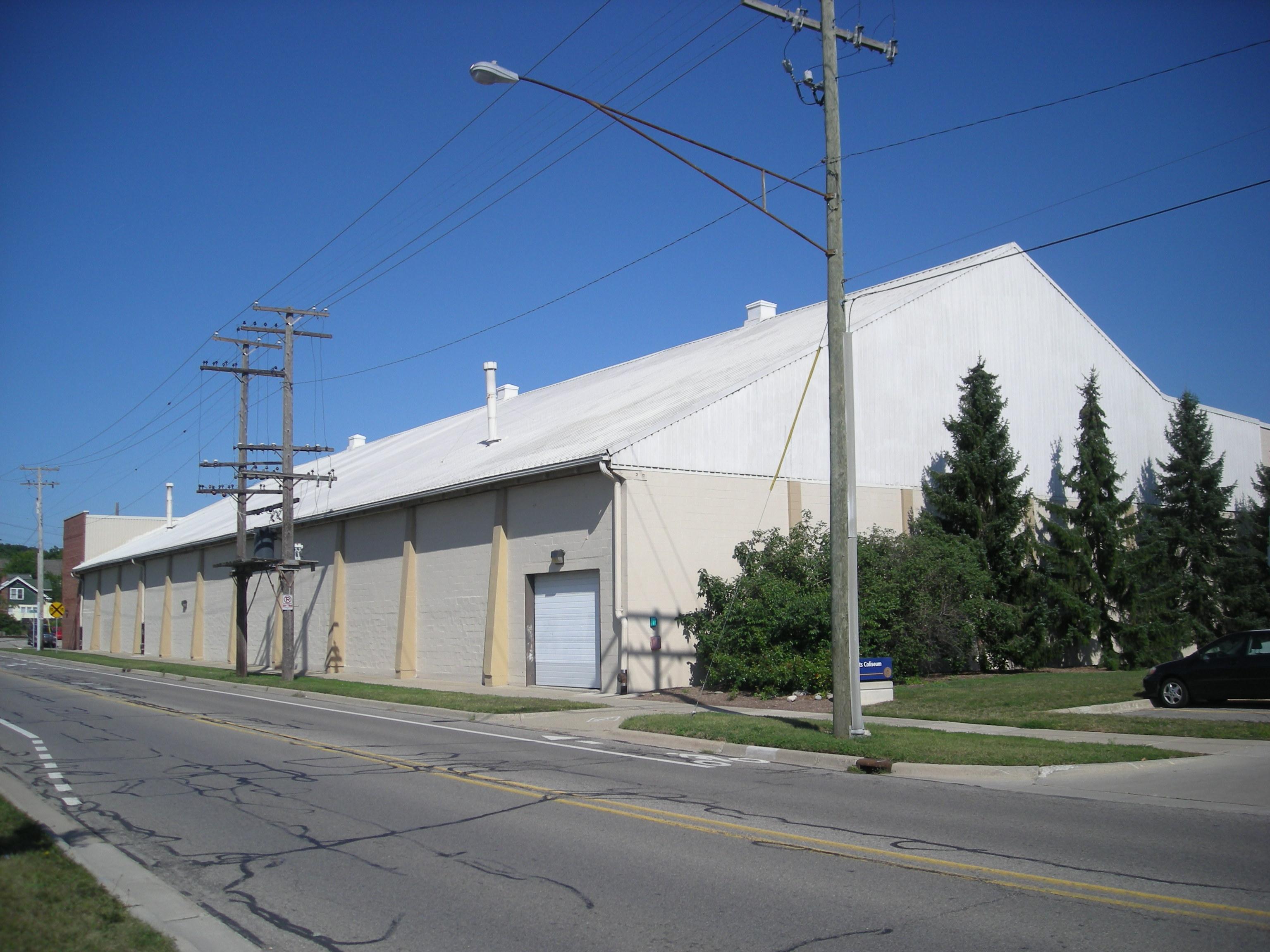 Weinberg's Coliseum