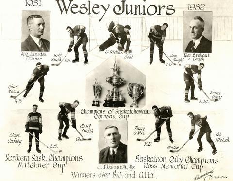 1931-32 SJHL Season