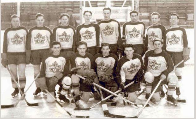 1945-46 EdmJHL Season