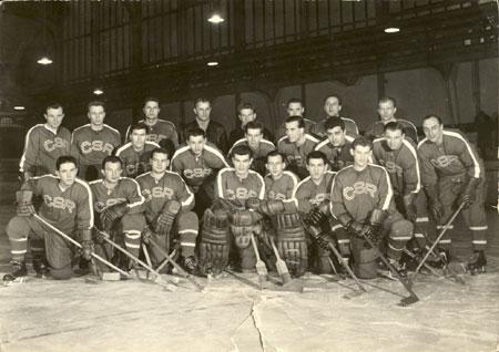 1960 Czechoslovakia national ice hockey team