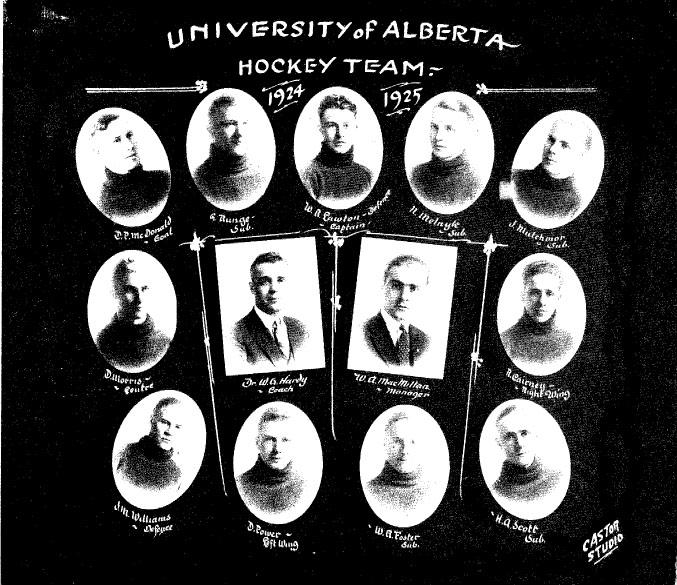 1924-25 Alberta Senior Playoffs