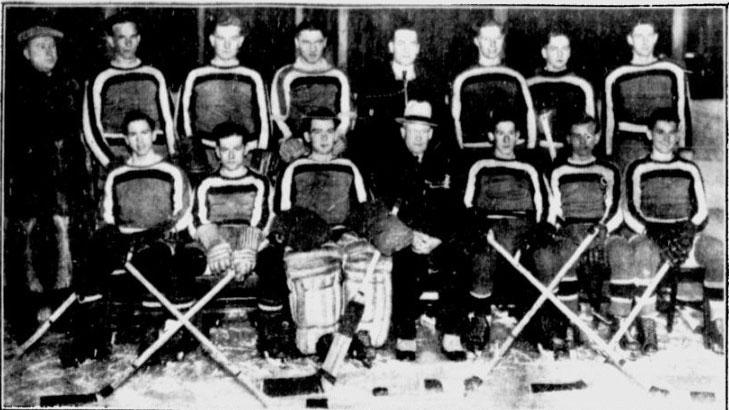 1935-36 Ottawa District Junior Playoffs