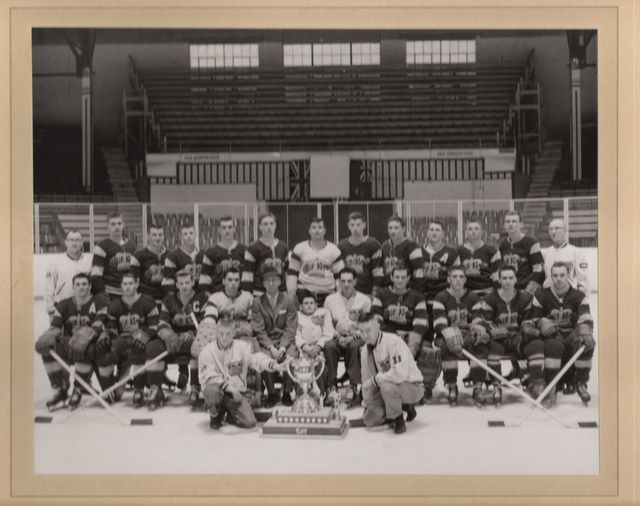 1960-61 Alberta Junior Playoffs