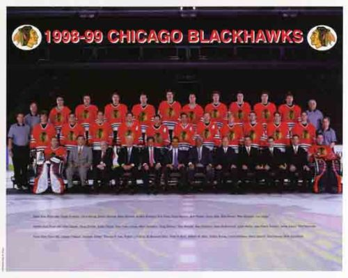 1998–99 Chicago Blackhawks season