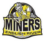 logo as English River Miners