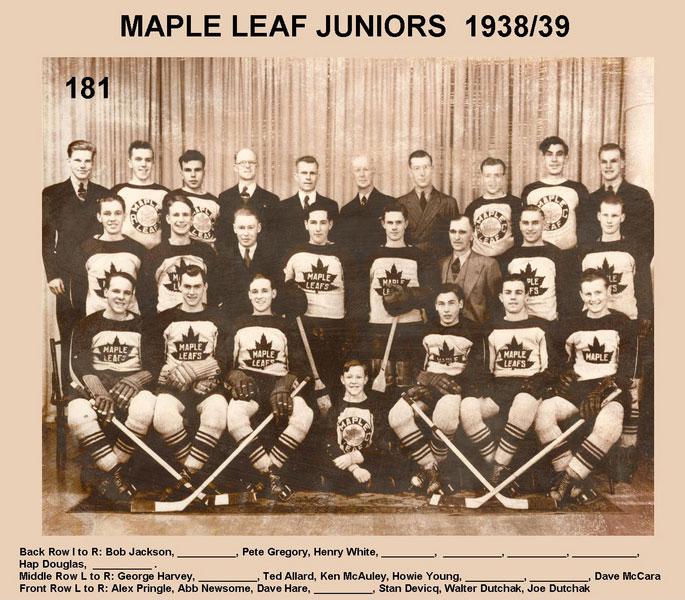 1938-39 EdmJHL Season