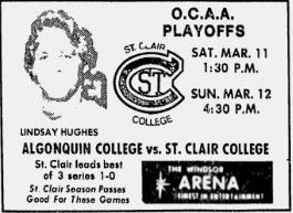 1977-78 OCAA Season