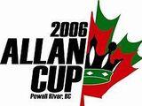 2006 Allan Cup
