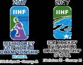 2017 IIHF World U18 Championship Division II