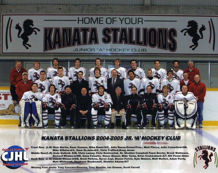 2004-05 CJHL Season