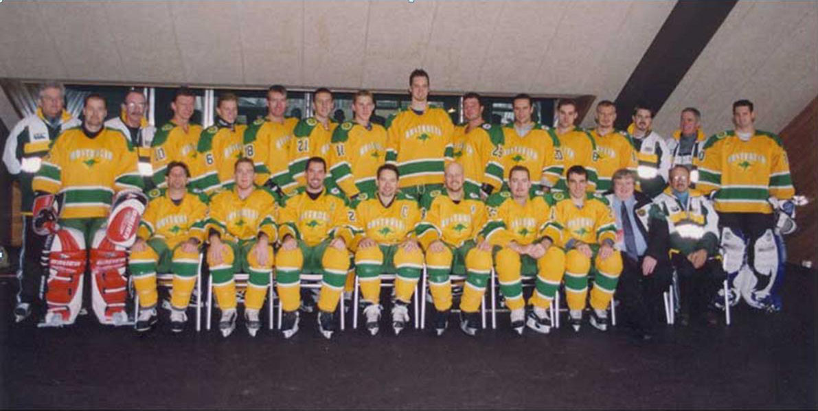 2000 Men's World Ice Hockey Championships