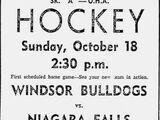 1953-54 OHA Senior Season