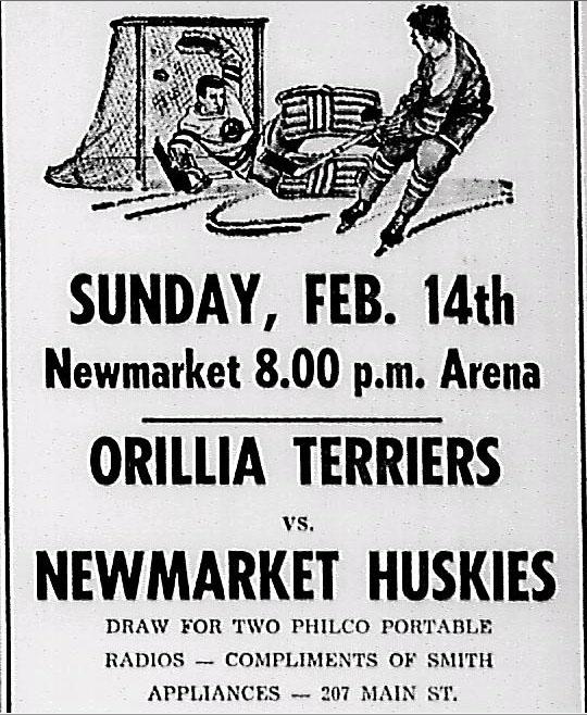 1964-65 OHA Senior Season