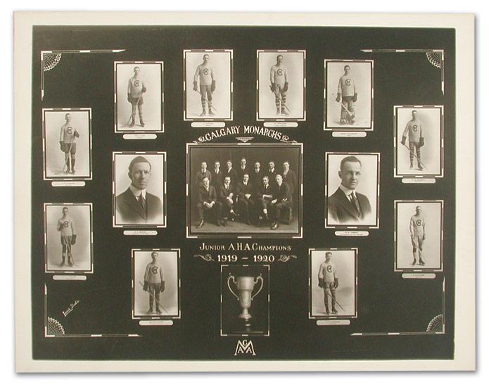 1919-20 Alberta Junior Playoffs