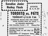 1954-55 Memorial Cup Final