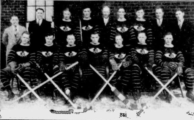 1930-31 Ottawa City Junior League