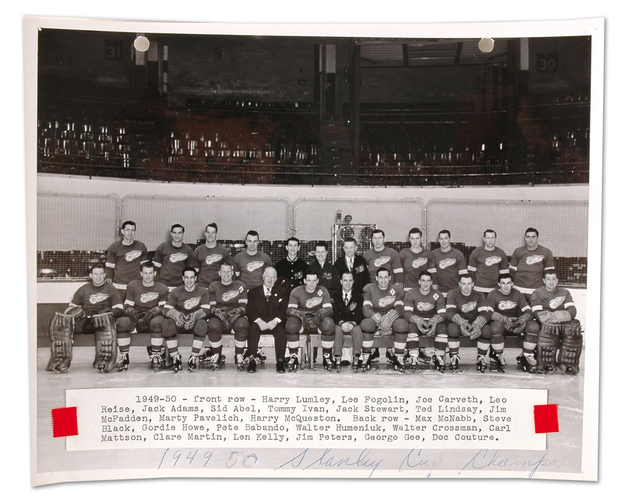 1950 Stanley Cup Finals