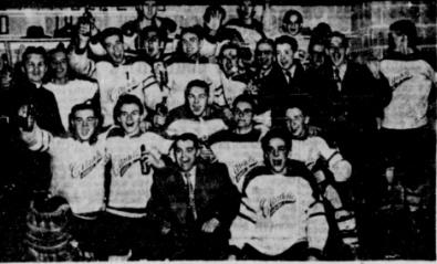 1950-51 Quebec Junior B Playoffs