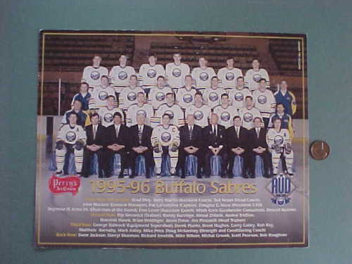 1995–96 Buffalo Sabres season