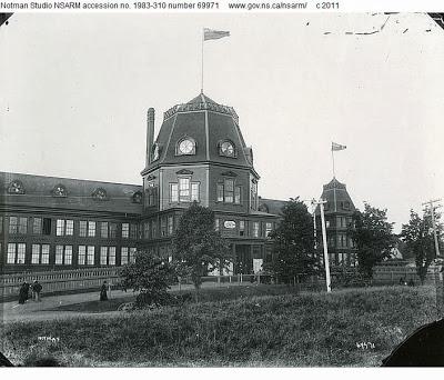 Halifax Exhibition Building